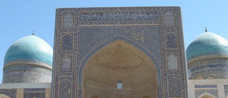 madrassa di Miri Arab (Bukhara, Uzbekistan)