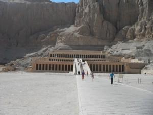 Tempio di Hatshepsut a Deir-el-Bahri (Luxor)