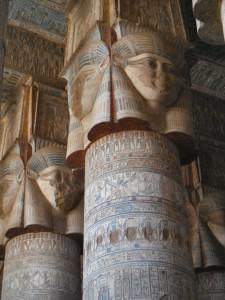 Tempio di Hathor a Dendera (Egitto)