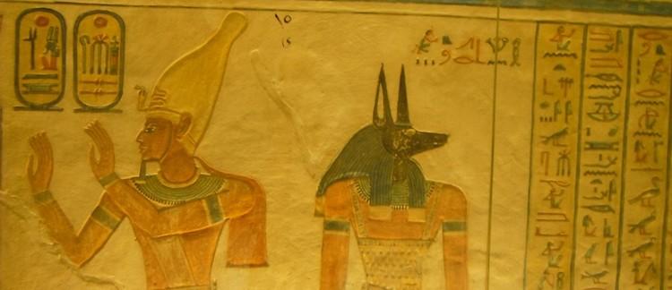 dipinto Tomba di Khaemwaset (Luxor)