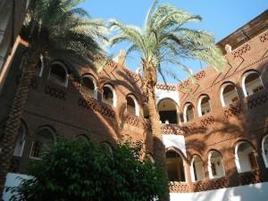 il mio bel hotel ad AL-Gezira (Egitto)