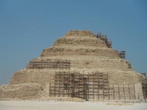 Piramide a gradoni di Djoser (Saqqara)