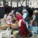 mercato (Samarcanda, Uzbekistan)