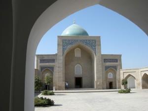 scorcio del Khast Imam (Tashkent)