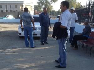 tassisti a Bukhara