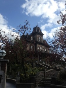 il Phantom Manor (Disneyland Paris)