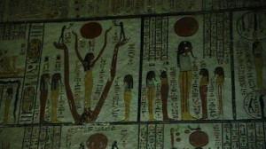 dipinto Tomba di ... nella Valle dei Re (Luxor)