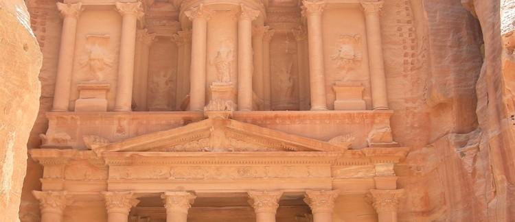 il Tesoro di Petra (Giordania)