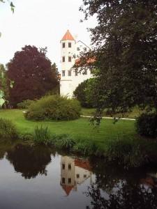 Castello sull'Acqua di Telc (Repubblica Ceca)