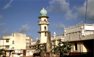 Moschea di Malindi (Kenya)