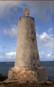 Croce di Vasco da Gama a Malindi (Kenya)