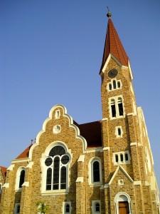 Christuskirche a Windhoek (Namibia)