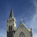 Felsenkirche di Luderitz (Namibia)