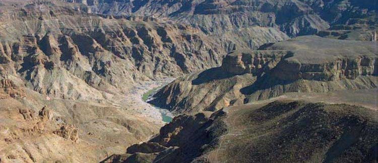 Fish River Canyon (Namibia)