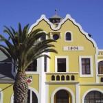 edificio di Swakopmund (Namibia)