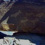 incisioni rupestri di Twyfelfontain (Namibia)