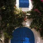 a Sidi bou Said (Tunisia)