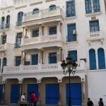 palazzo di Tunisi (Tunisia)