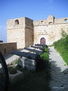 sulla kasba di Le Kef (Tunisia)