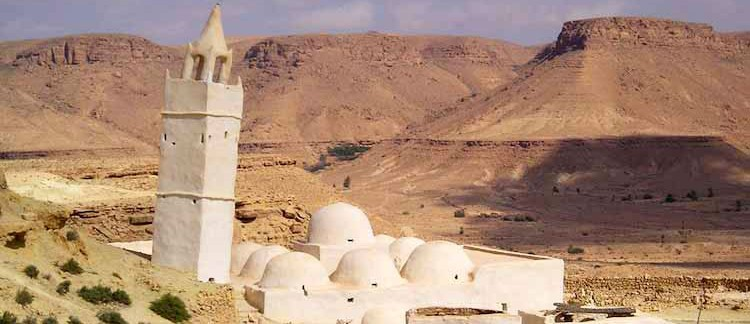 Moschea dei Sette Dormienti (Tunisia)