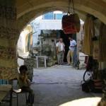 a Houmt Souq (Tunisia)