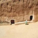 case troglodite a Matmata (Tunisia)