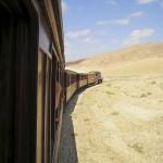 sul Lezard Rouge tra le Gole del Selja (Tunisia)