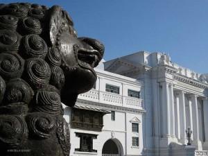 Durbar Square - Gaddi Baithak (Kathmandu, Nepal)