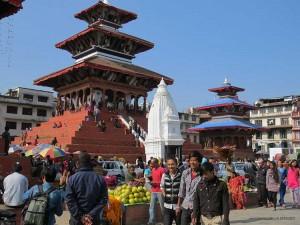 Durbar Square - Maju Dega (Kathmandu, Nepal)