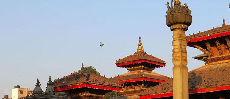 Durbar Square - presso Hanuman Dhoka (Kathmandu, Nepal)
