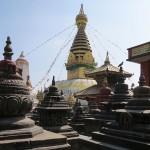 spianata dello Stupa (Swayambhunath, Nepal)