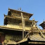 Tempio d'Oro, facciata (Patan, Nepal)