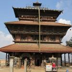 Tempio di Bagh Bhairab (Kirtipur, Nepal)
