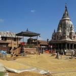 chowk del Tempio di Rato Machhendranath (Bungamati, Nepal)
