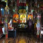 Monastero Tibetano a Pharping (Nepal)