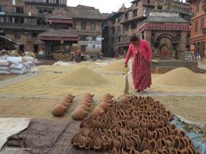 Potter's Square (Bhaktapur, Nepal)