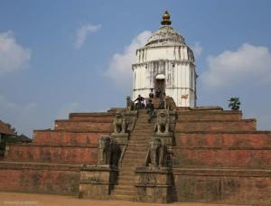 Tempio di Fasidega (Bhaktapur, Nepal)