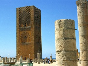 Torre di Hassan (Rabat, Marocco)