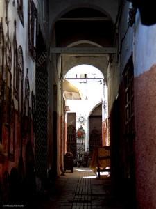 nella medina (Rabat, Marocco)