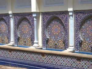nella medina di Rabat (Marocco)