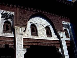 palazzo (Meknes, Marocco)