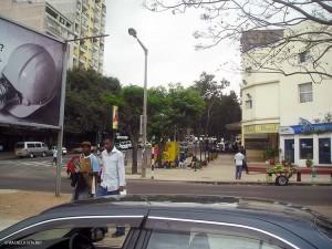 per le vie di Maputo (Mozambico)