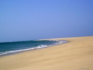 spiaggetta (Inhaca, Mozambico)