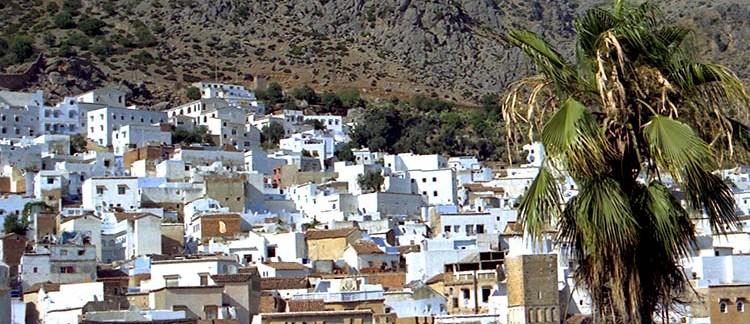 Chefchaouen, Ville Nouvelle (Marocco)