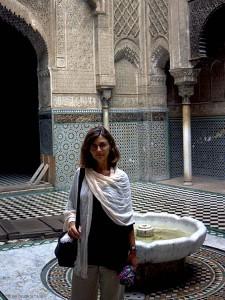 Medersa Bou Inania, interno (Fes, Marocco)