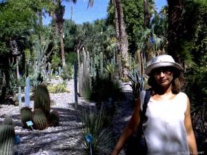 ai Giardini Majorelle (Marrakech, Marocco)