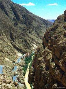 Gole del Dades (Marocco)
