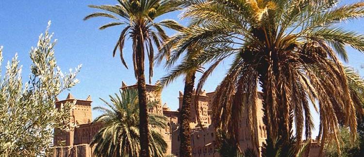 Kasbah di Ameridil (Skoura, Marocco)