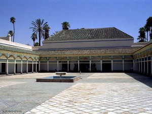 Palazzo Bahia (Marrakech, Marocco)