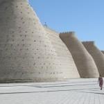Ark di Bukhara (Uzbekistan)